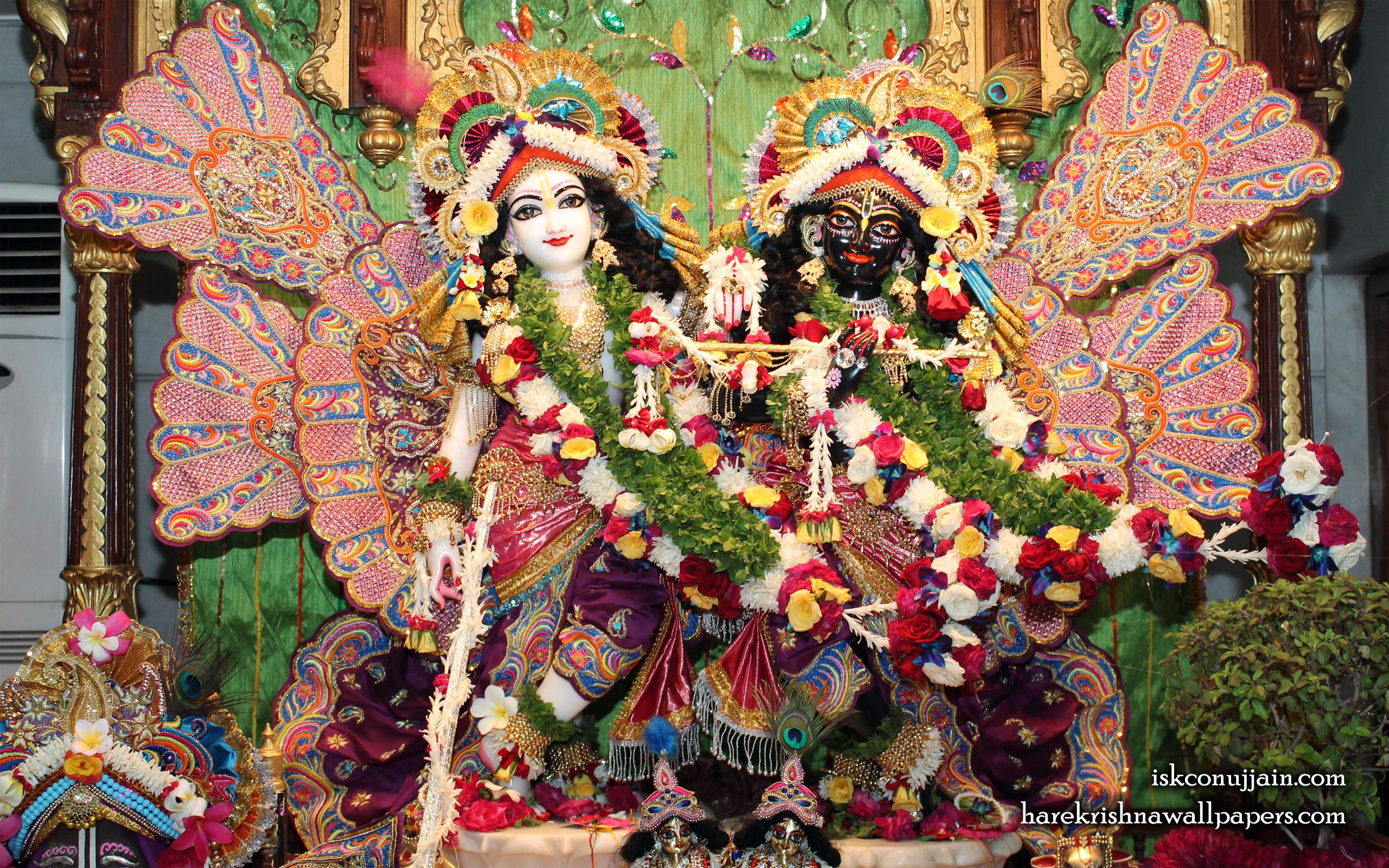 Sri Sri Krishna Balaram Wallpaper (012) Size 2560x1600 Download