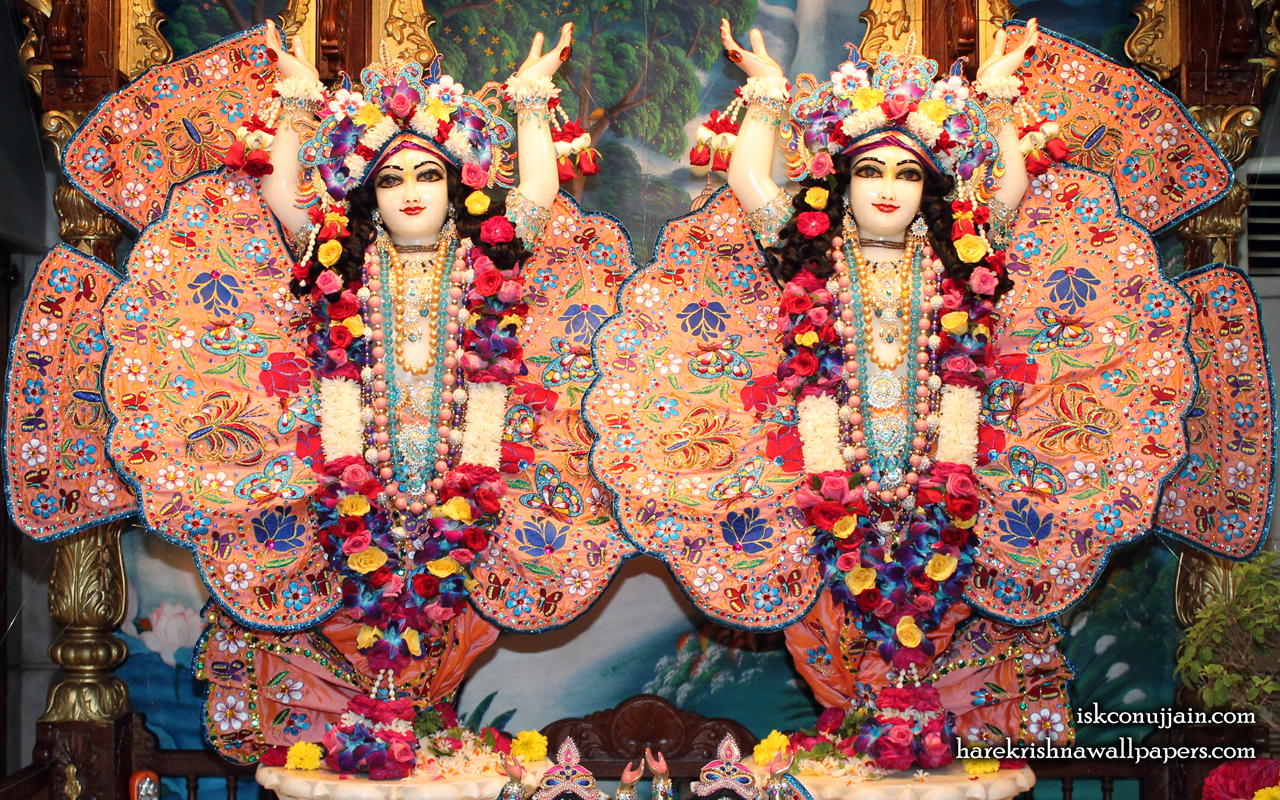 Sri Sri Gaura Nitai Wallpaper (013) Size 1280x800 Download