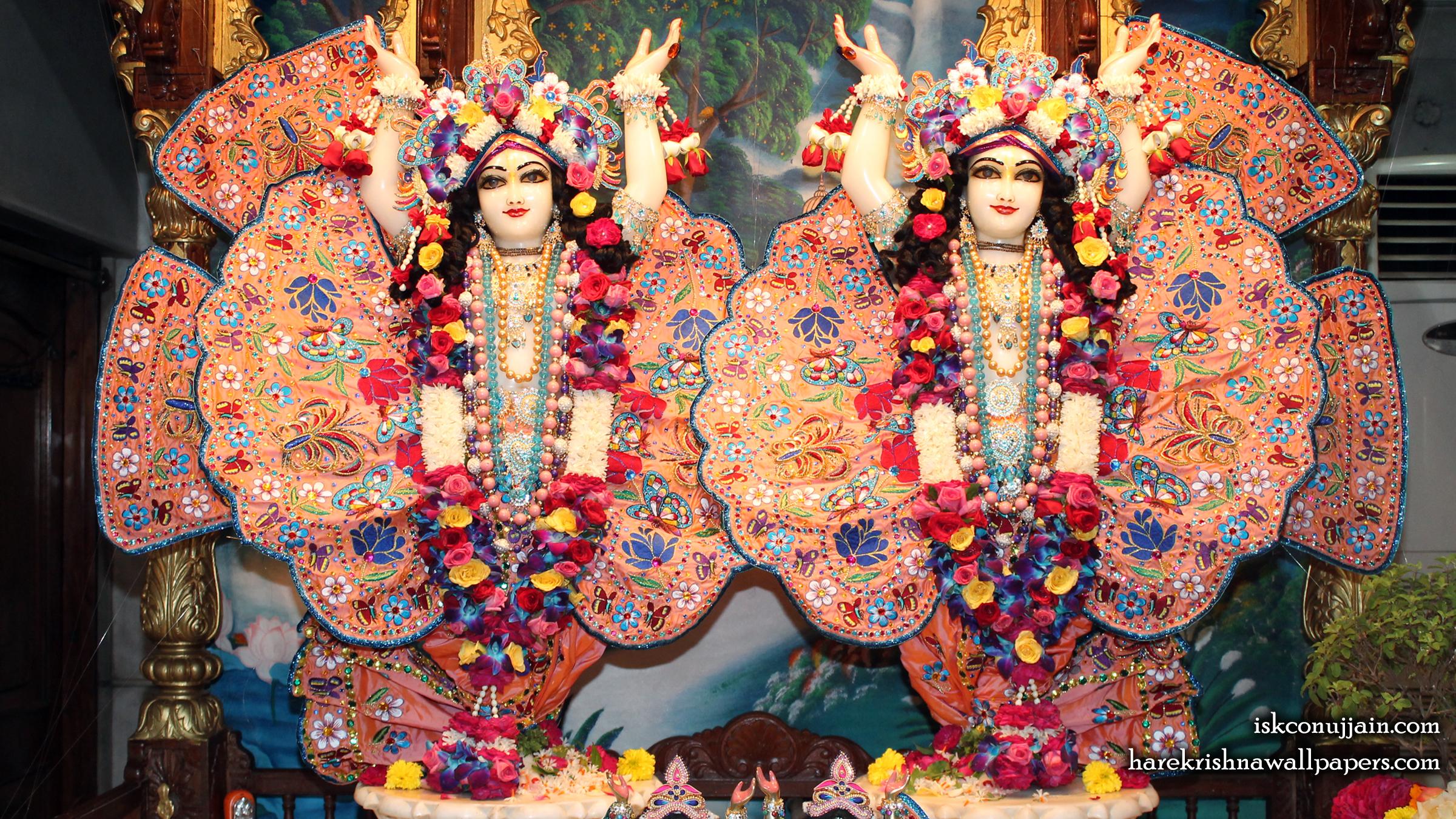 Sri Sri Gaura Nitai Wallpaper (013) Size 2400x1350 Download