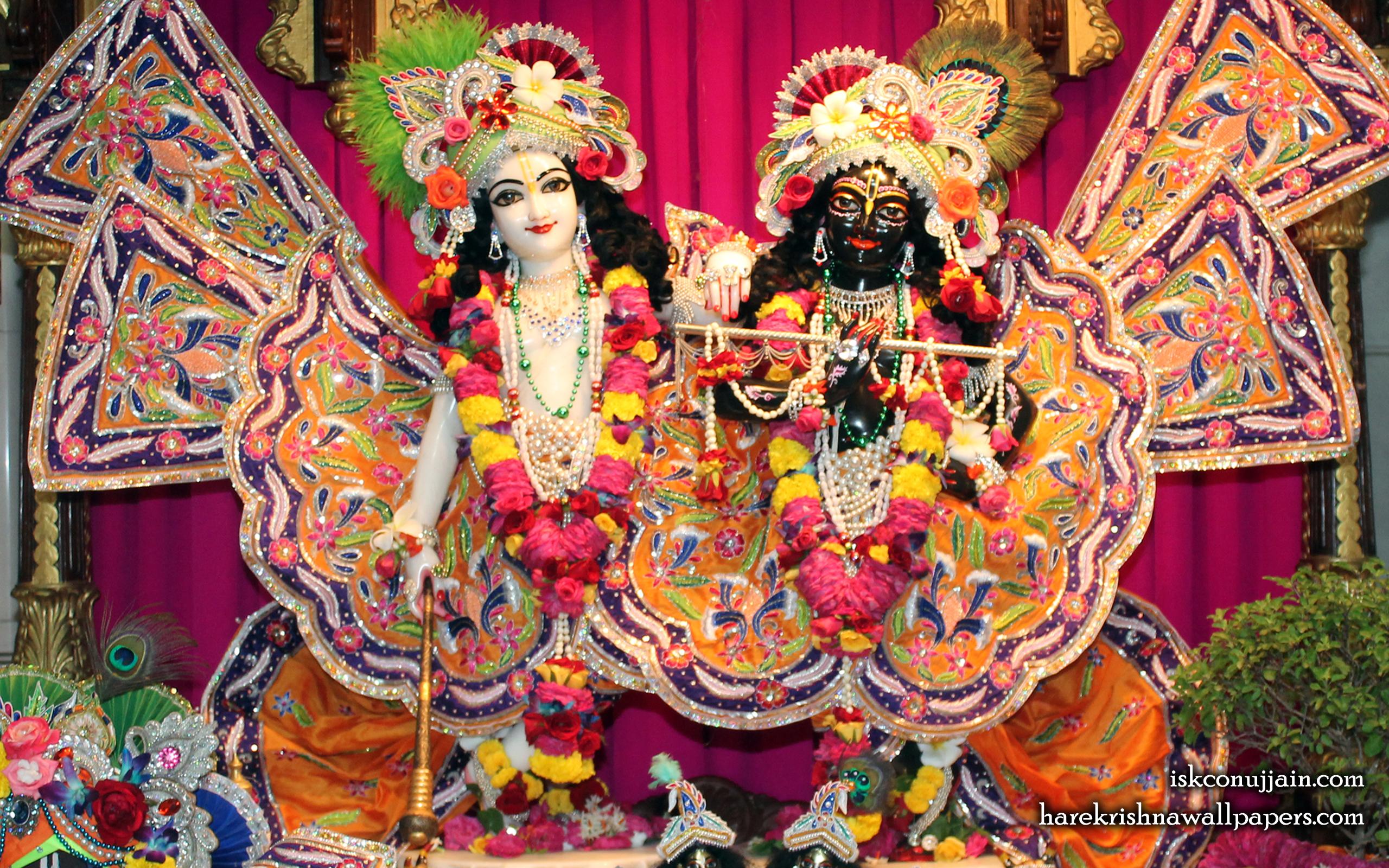 Sri Sri Krishna Balaram Wallpaper (013) Size 2560x1600 Download