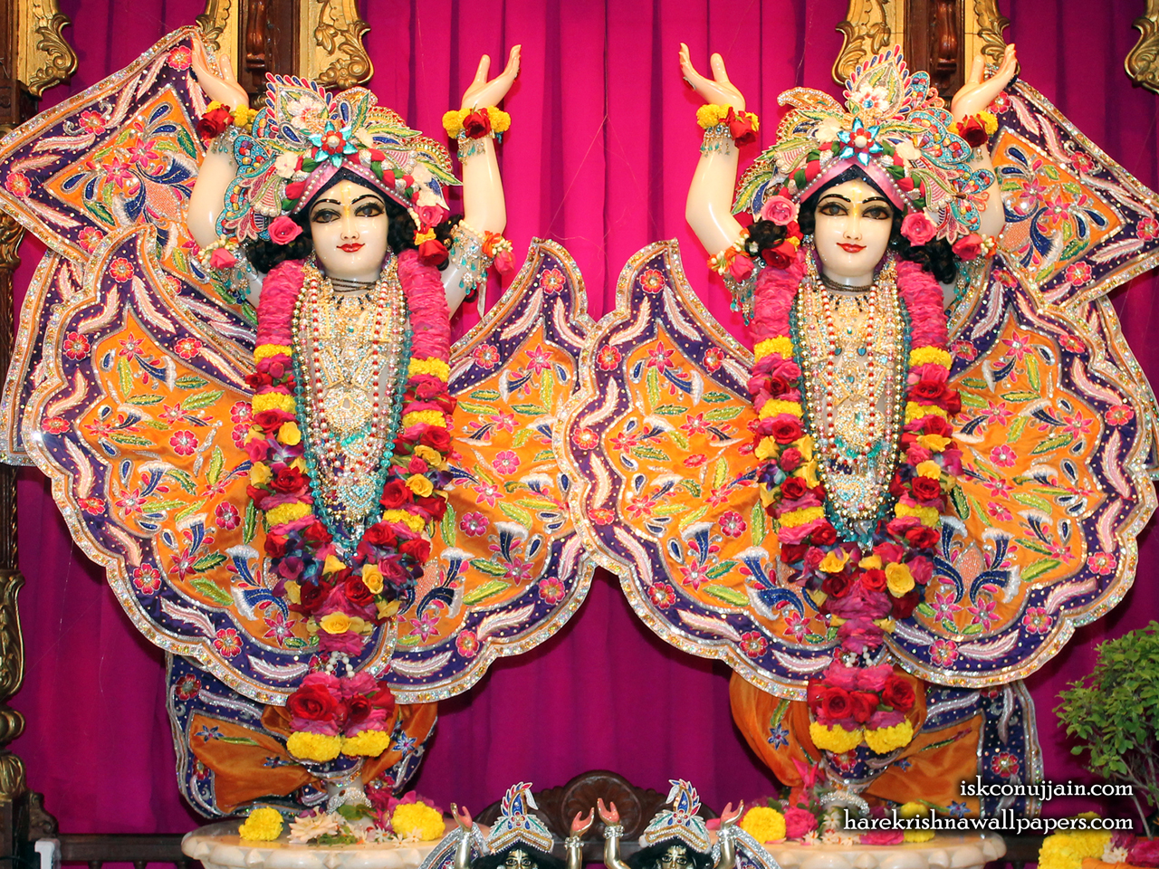 Sri Sri Gaura Nitai Wallpaper (014) Size 1280x960 Download
