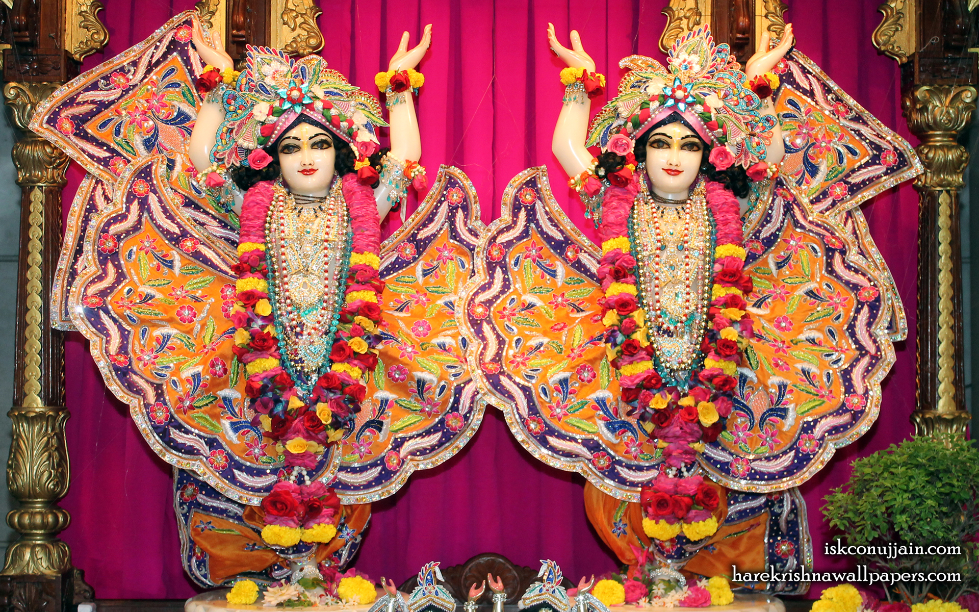 Sri Sri Gaura Nitai Wallpaper (014) Size 1920x1200 Download