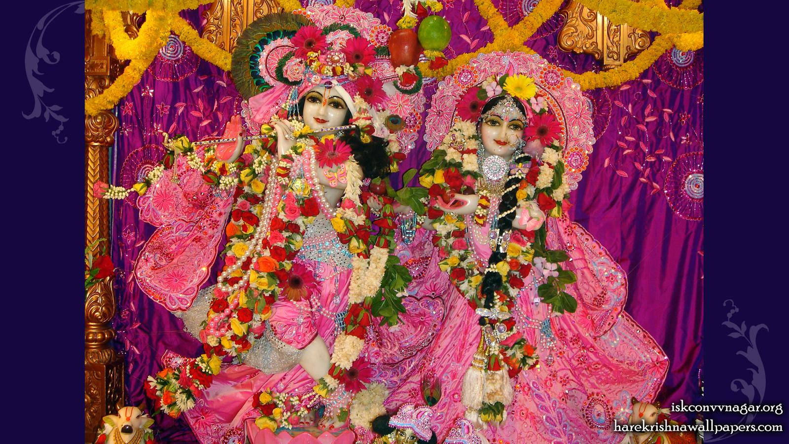 Sri Sri Radha Giridhari Wallpaper (002) Size 1600x900 Download
