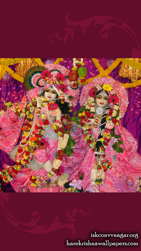 Sri Sri Radha Giridhari Wallpaper (002) Size 450x800 Download
