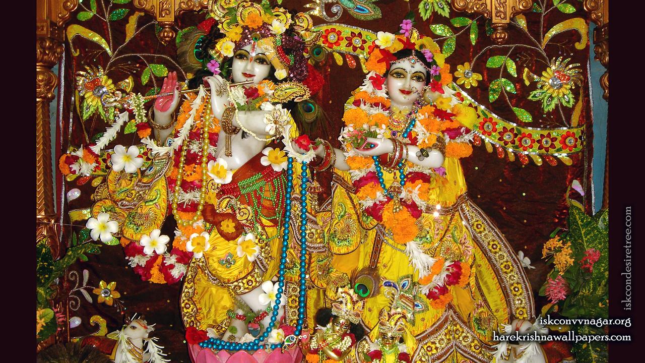 Sri Sri Radha Giridhari Wallpaper (006) Size 1280x720 Download