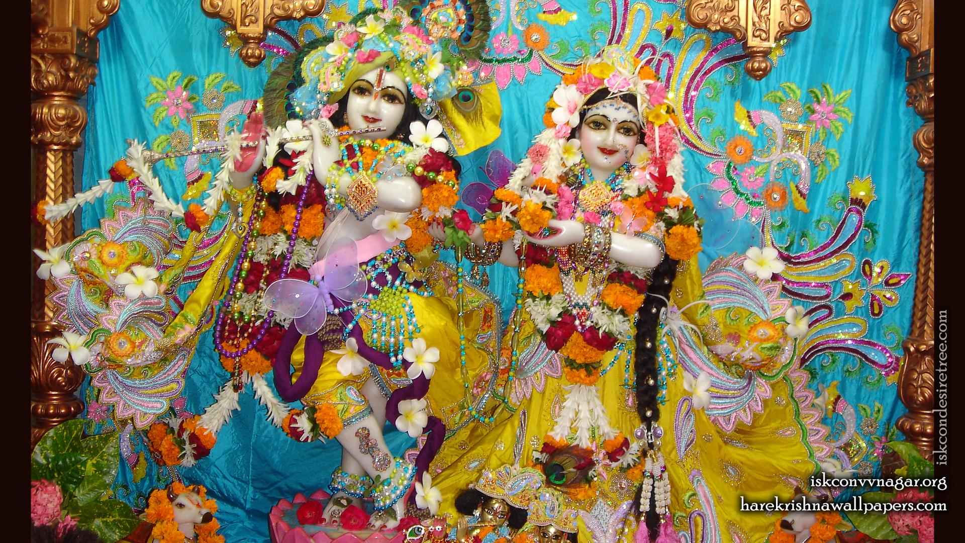Sri Sri Radha Giridhari Wallpaper (008) Size 1920x1080 Download