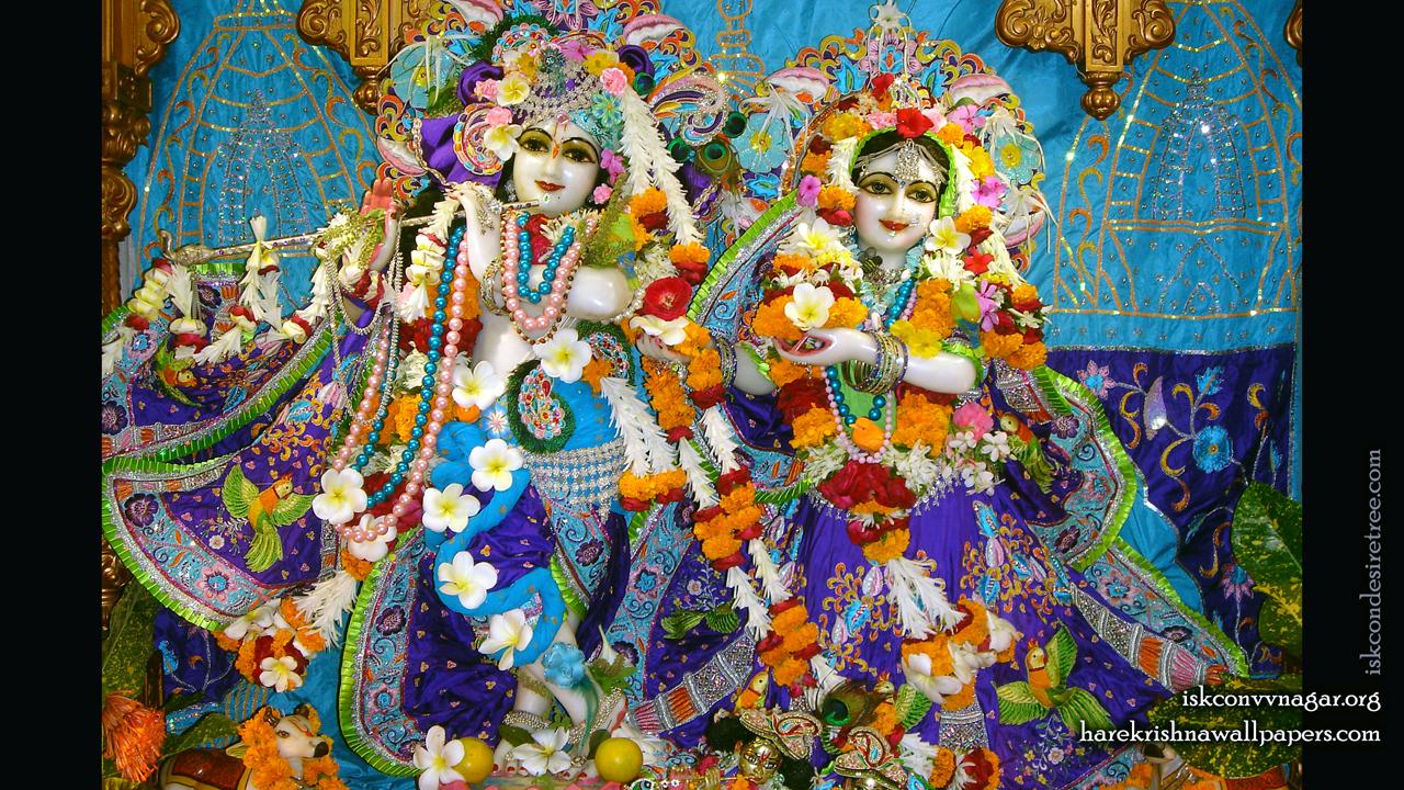 Sri Sri Radha Giridhari Wallpaper (010) Size 1280x720 Download