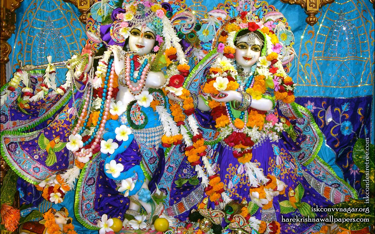 Sri Sri Radha Giridhari Wallpaper (010) Size 1280x800 Download