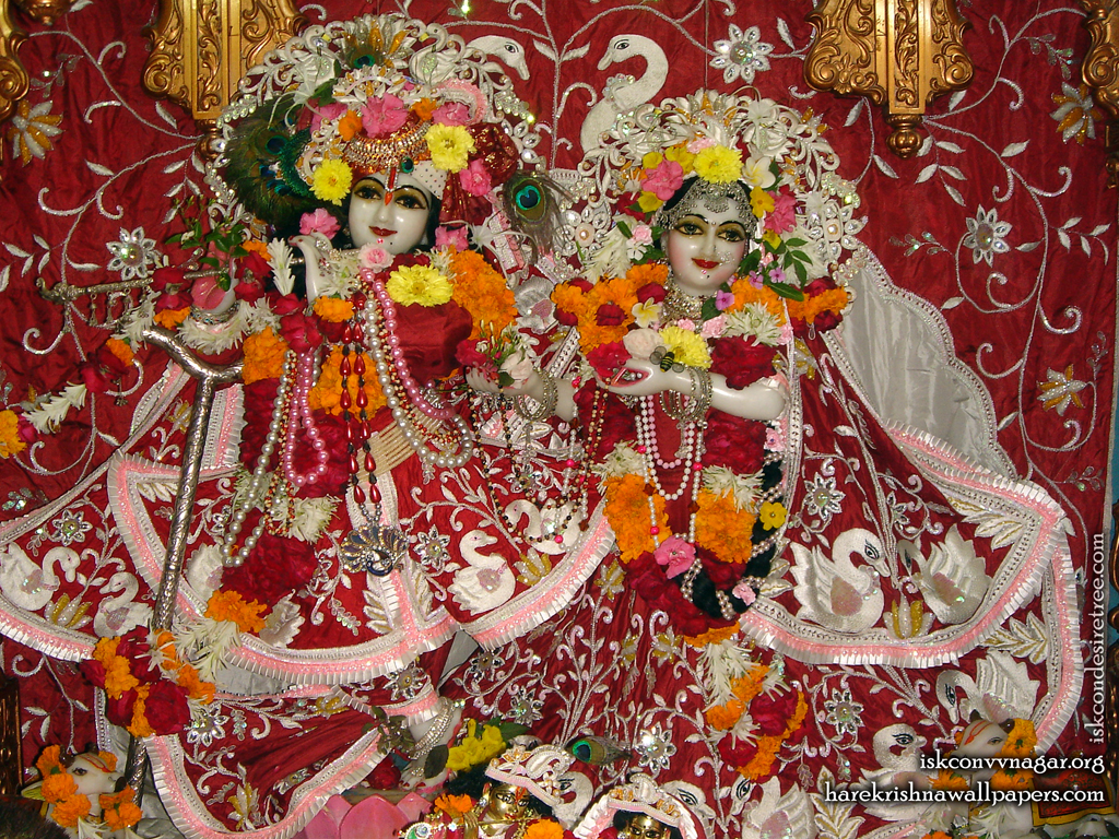 Sri Sri Radha Giridhari Wallpaper (012) Size 1024x768 Download