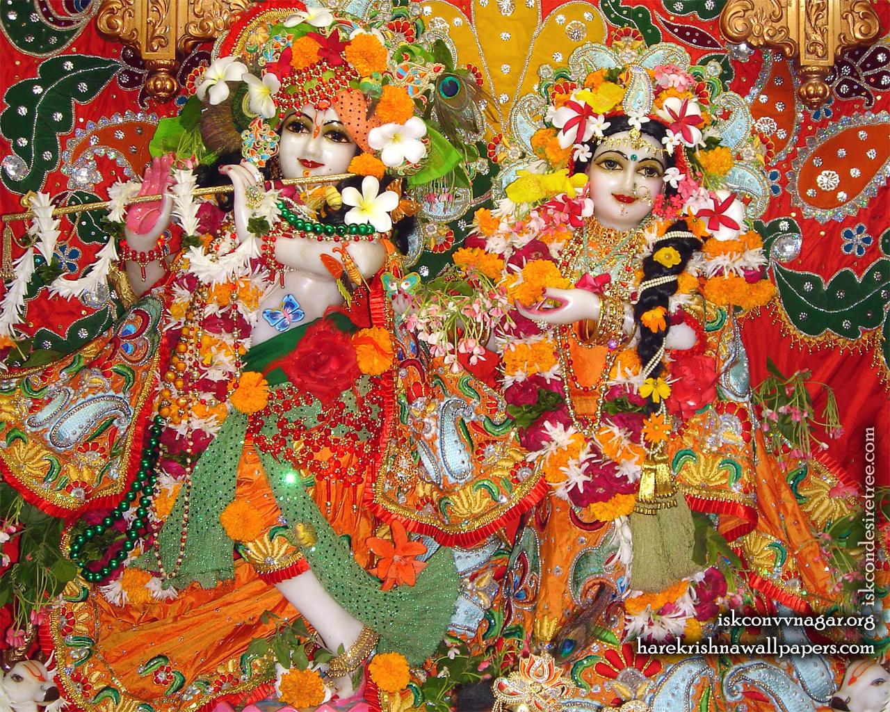 Sri Sri Radha Giridhari Wallpaper (016) Size 1280x1024 Download