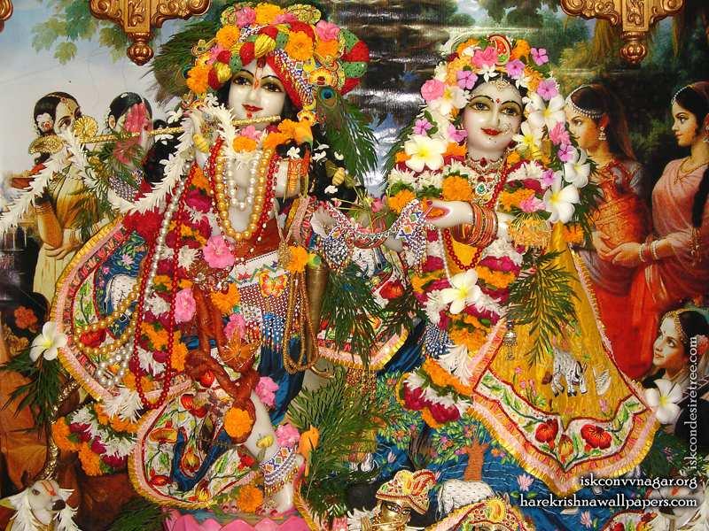 Sri Sri Radha Giridhari Wallpaper (017)