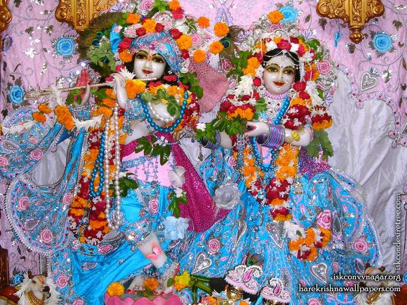 Sri Sri Radha Giridhari Wallpaper (019)