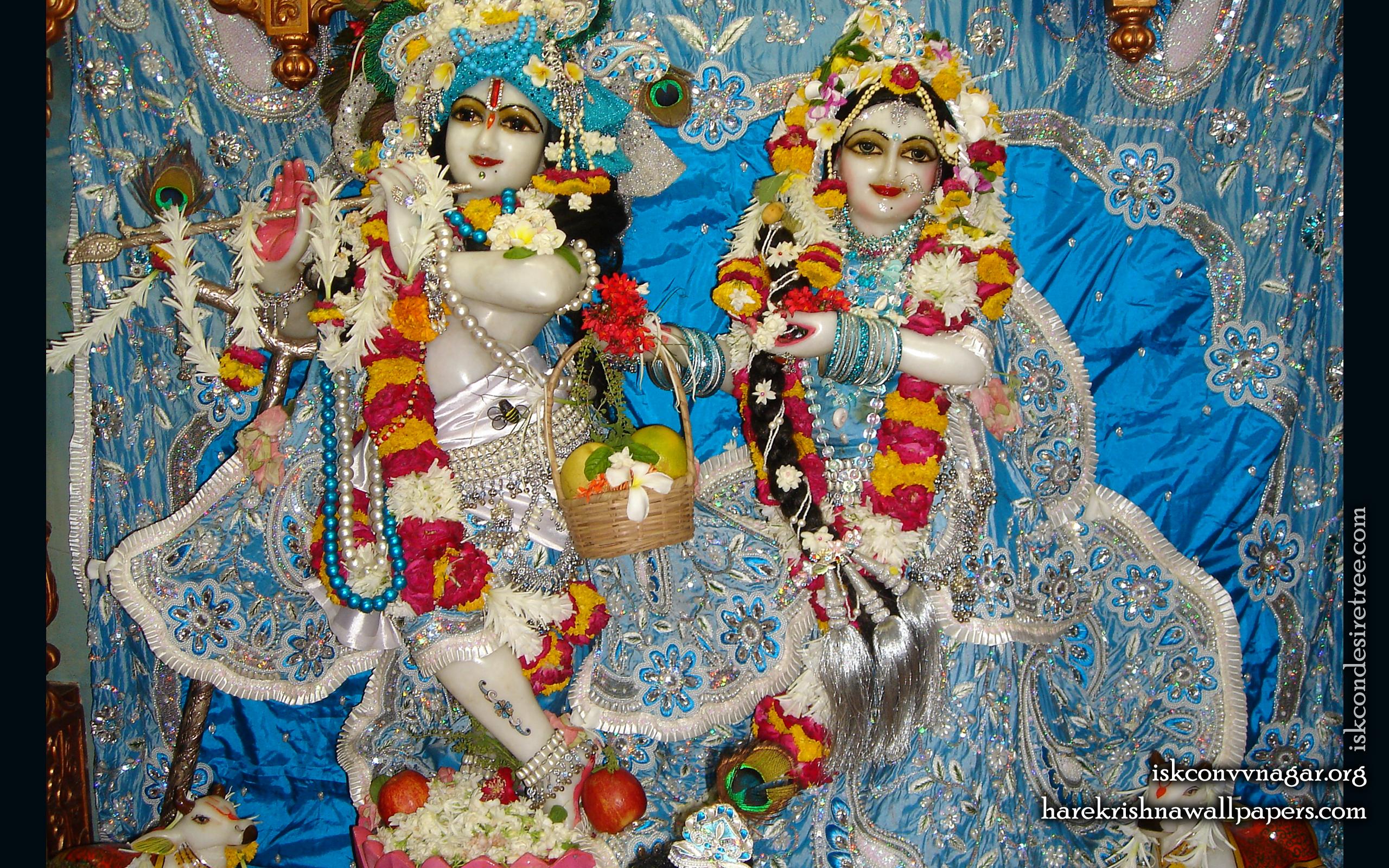 Sri Sri Radha Giridhari Wallpaper (022) Size 2560x1600 Download