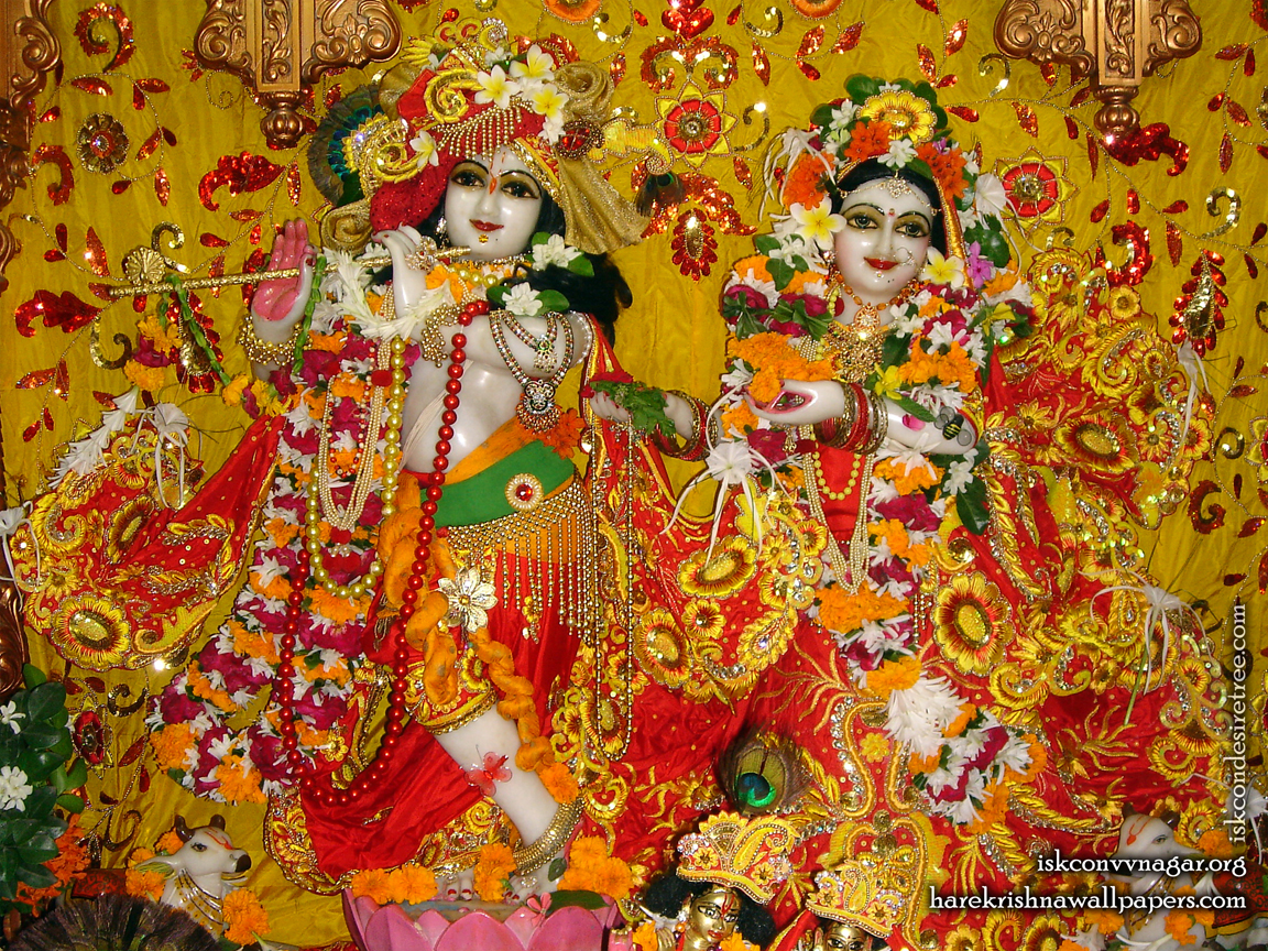 Sri Sri Radha Giridhari Wallpaper (024) Size 1152x864 Download