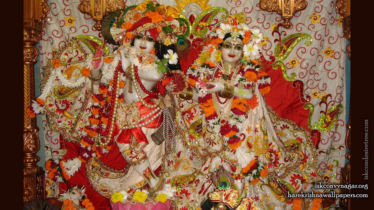 Sri Sri Radha Giridhari Wallpaper (025) Size 1280x720 Download