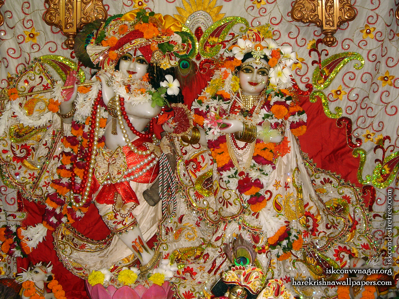 Sri Sri Radha Giridhari Wallpaper (025) Size 1400x1050 Download
