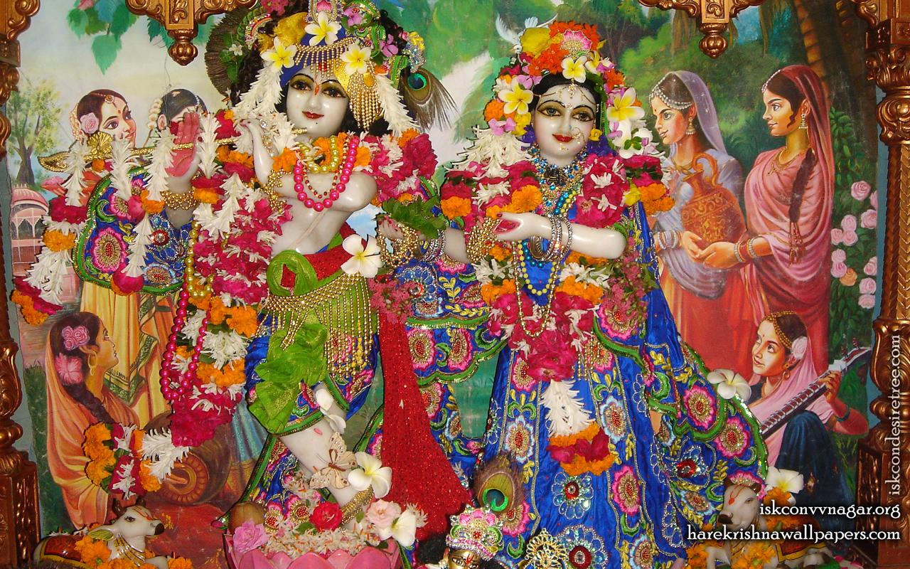 Sri Sri Radha Giridhari Wallpaper (026) Size 1280x800 Download