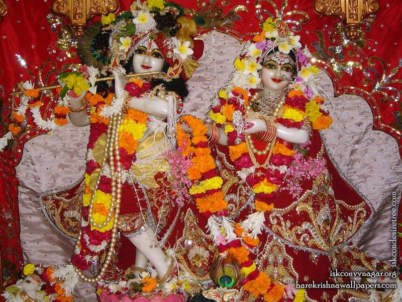 Sri Sri Radha Giridhari Wallpaper (027)