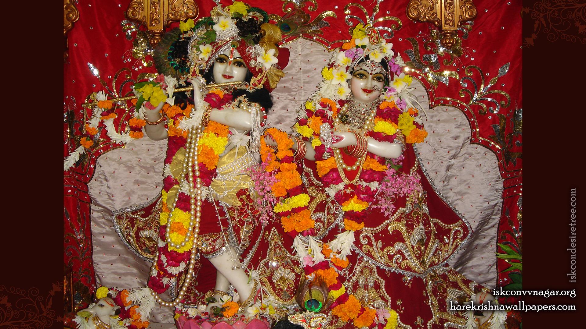 Sri Sri Radha Giridhari Wallpaper (027) Size 1920x1080 Download