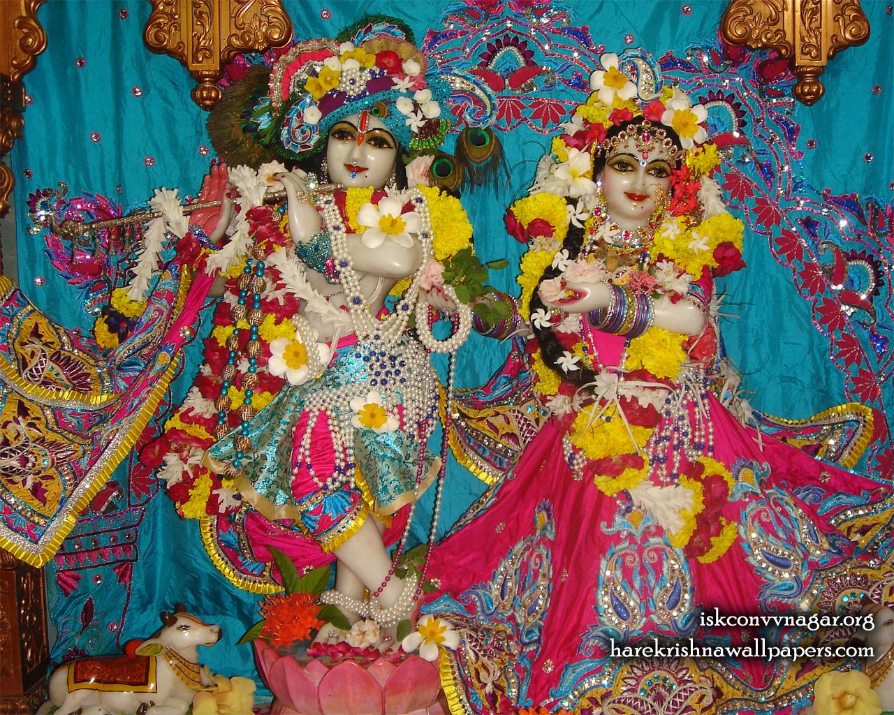 Sri Sri Radha Giridhari Wallpaper (030) Size 1280x1024 Download