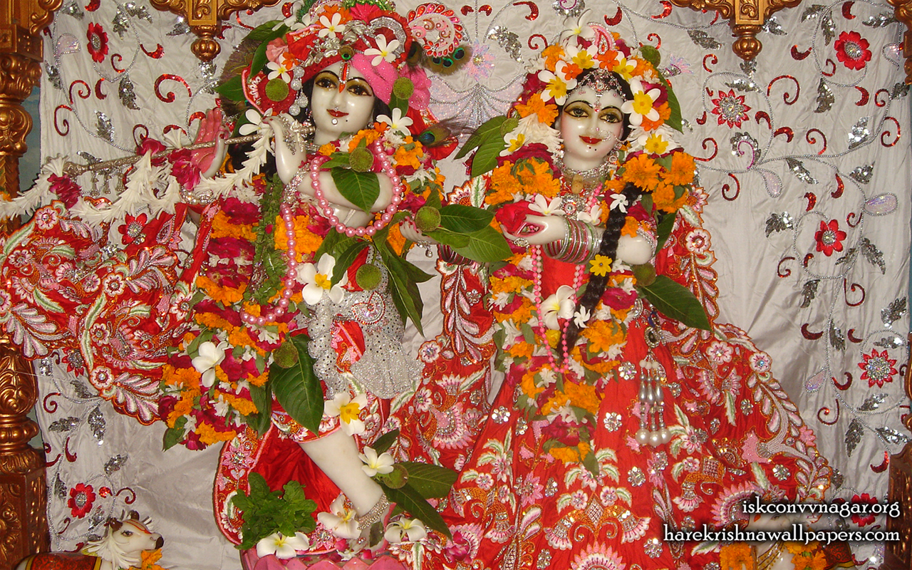 Sri Sri Radha Giridhari Wallpaper (031) Size 1280x800 Download