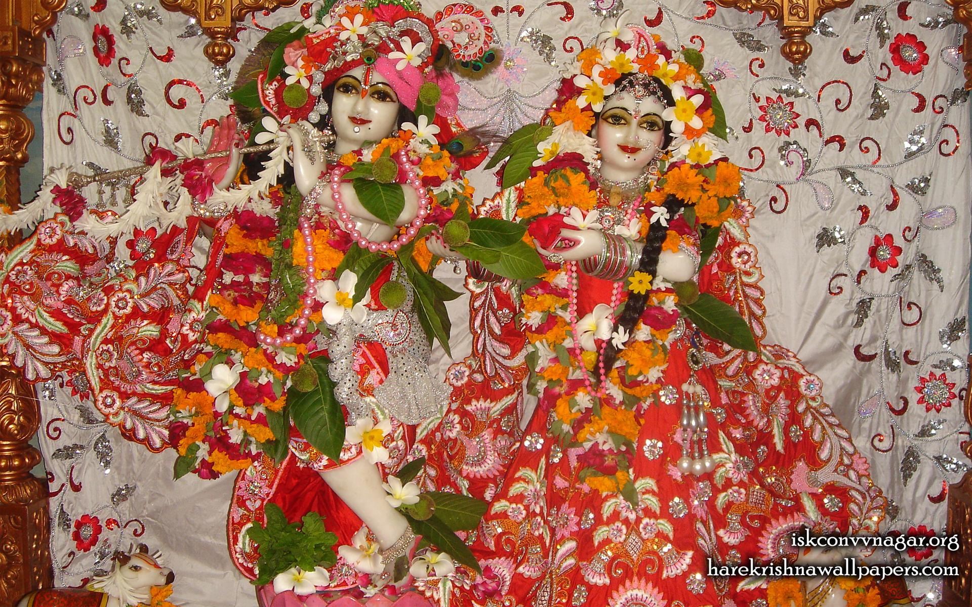 Sri Sri Radha Giridhari Wallpaper (031) Size 1920x1200 Download