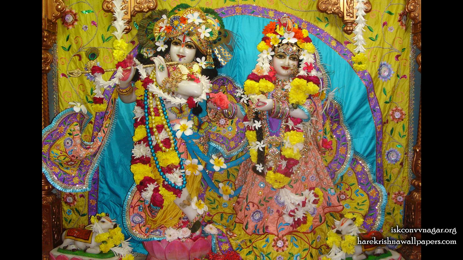 Sri Sri Radha Giridhari Wallpaper (033) Size 1600x900 Download