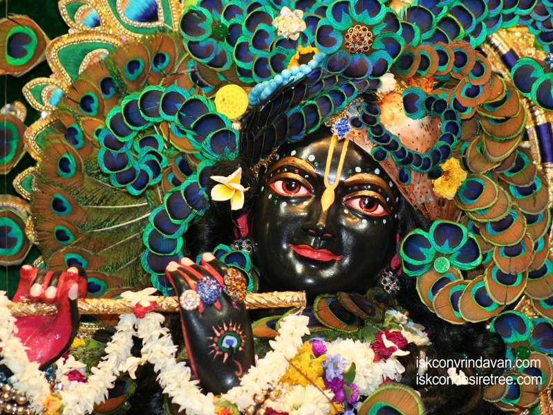 Sri Shyamsundar Close up Wallpaper (001)