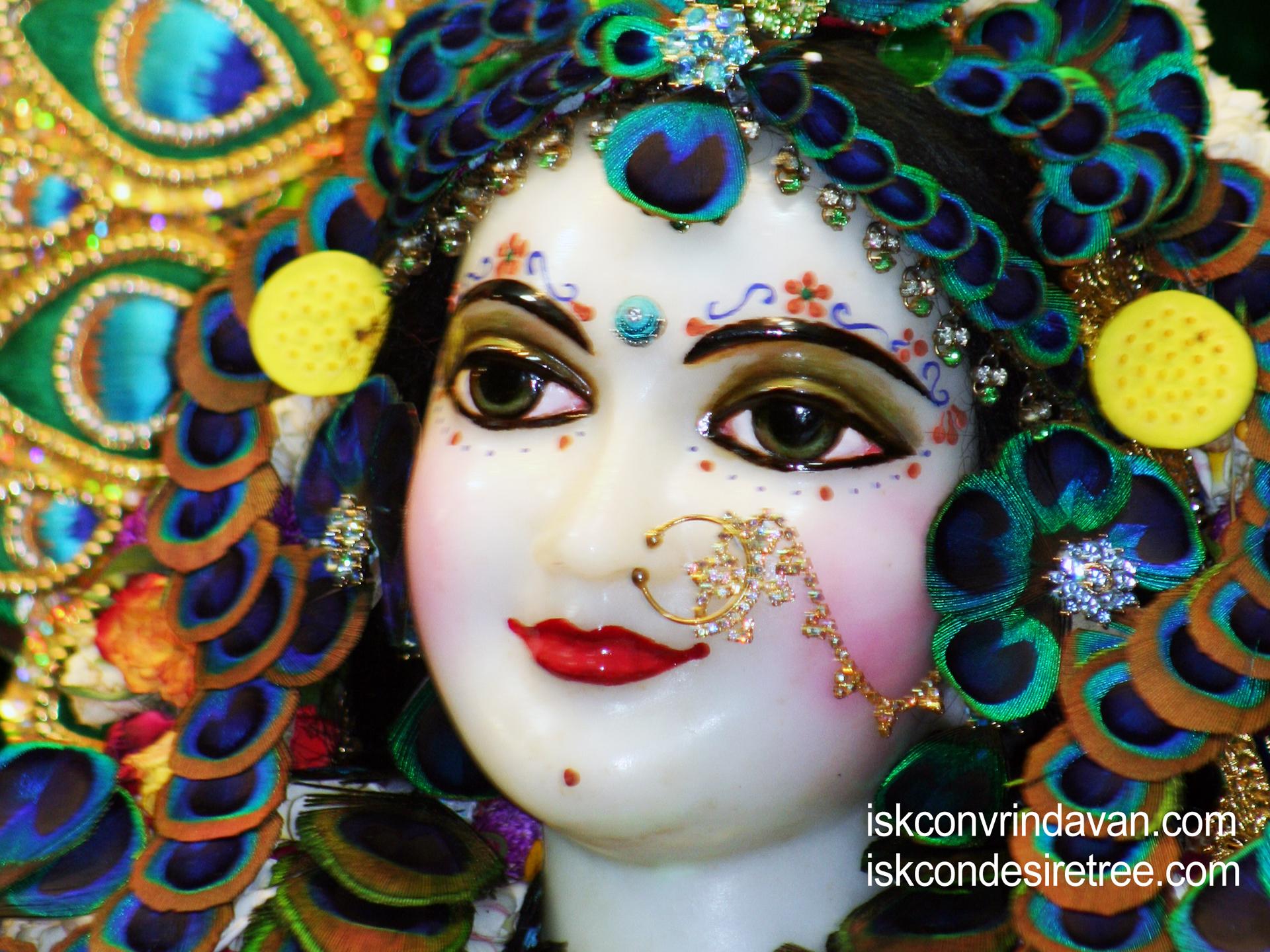 Sri Radha Close up Wallpaper (003) Size  1920x1440 Download