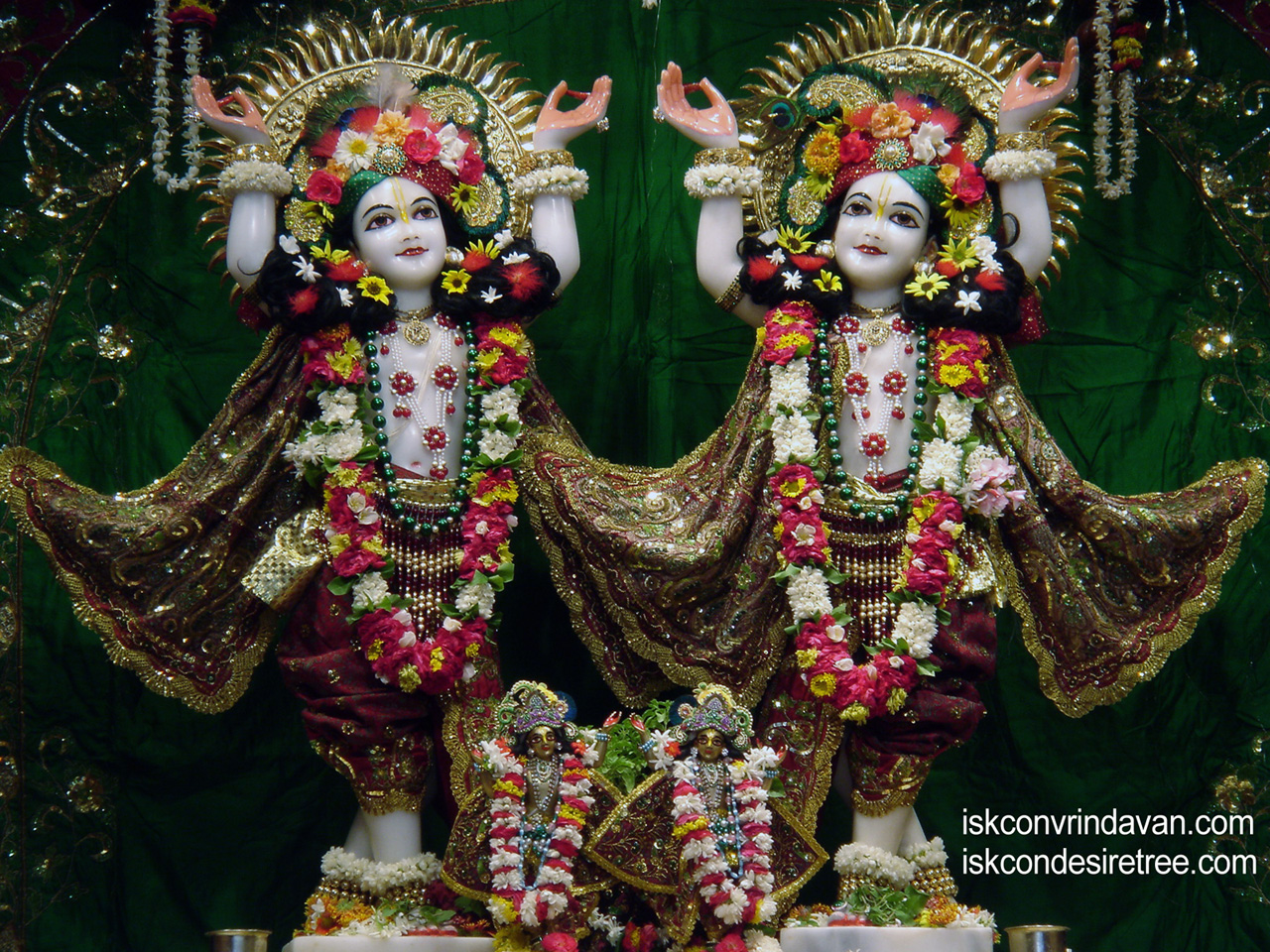 Sri Sri Gaura Nitai Wallpaper (015) Size 1280x960 Download