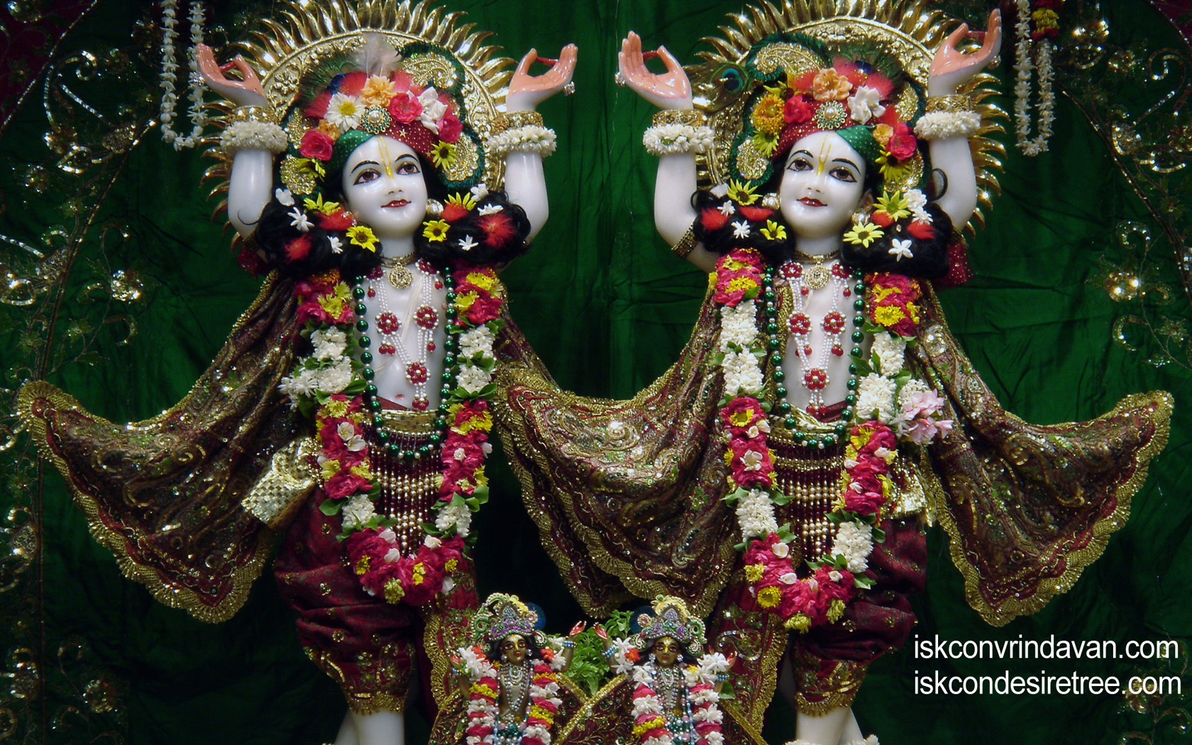 Sri Sri Gaura Nitai Wallpaper (015) Size 1680x1050 Download