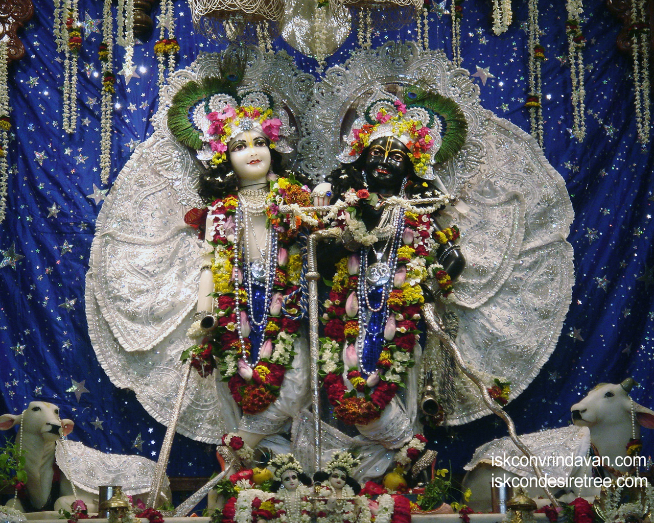 Sri Sri Krishna Balaram Wallpaper (026) Size 1280x1024 Download