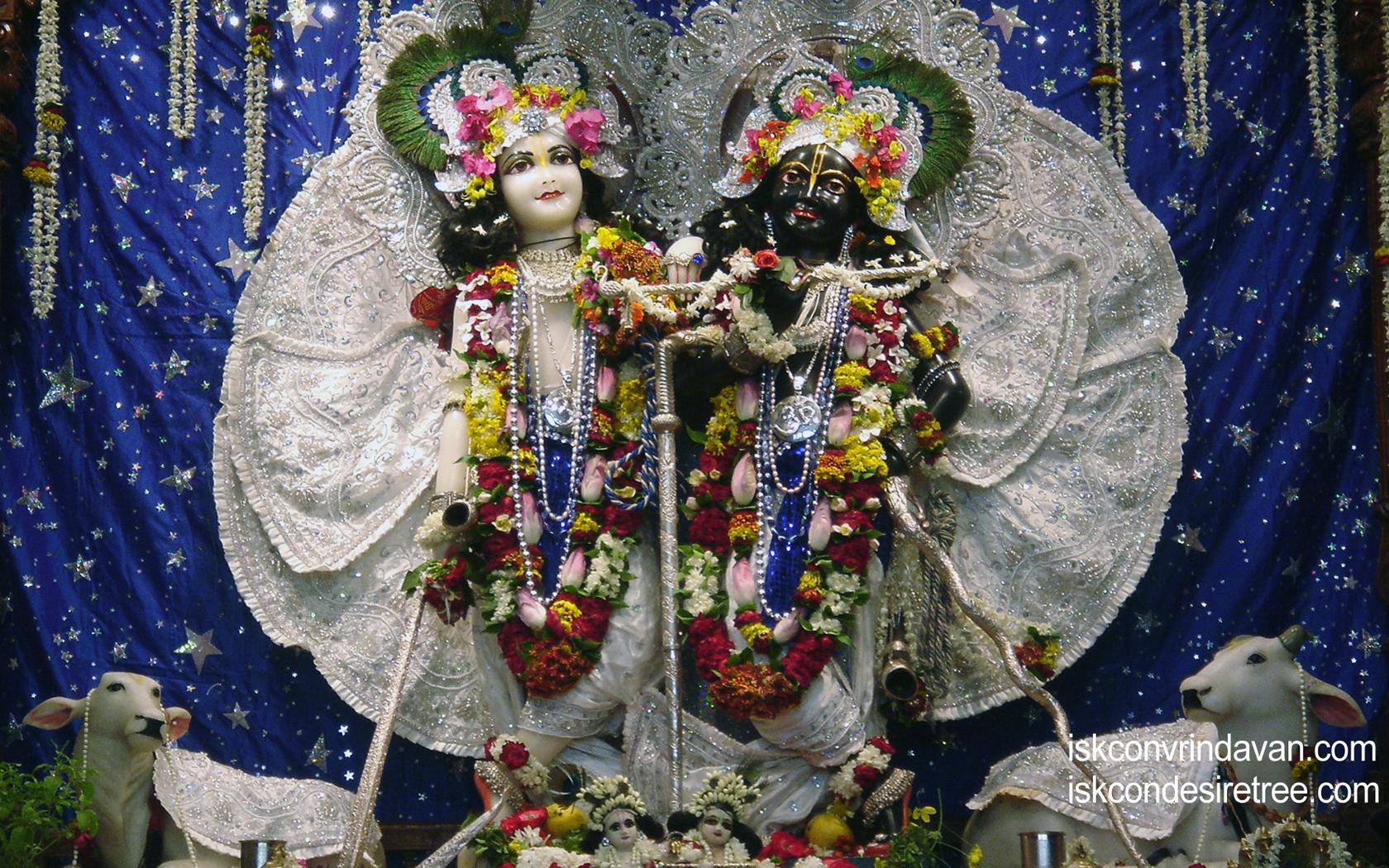 Sri Sri Krishna Balaram Wallpaper (026) Size 1680x1050 Download