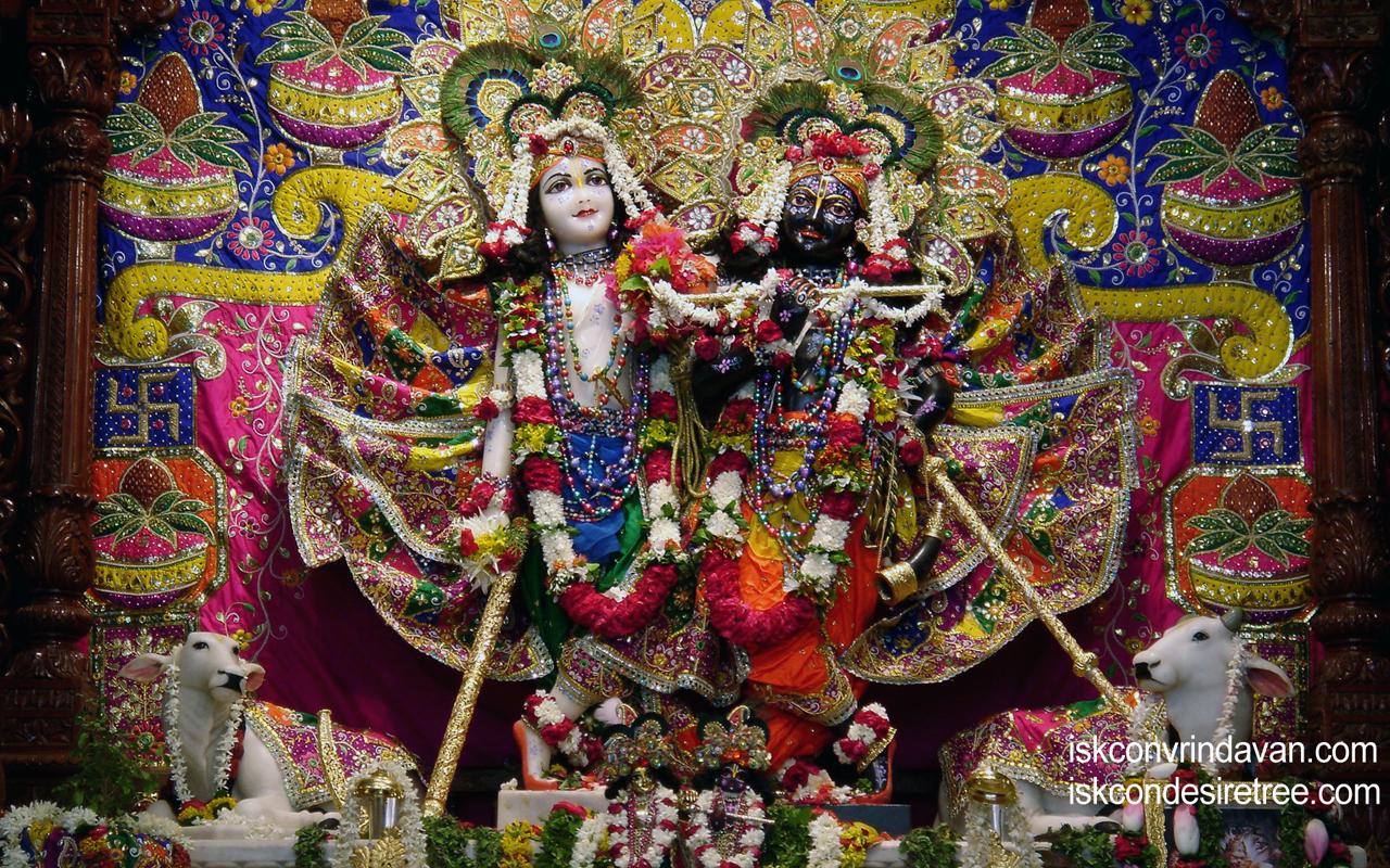 Sri Sri Krishna Balaram Wallpaper (038) Size 1280x800 Download