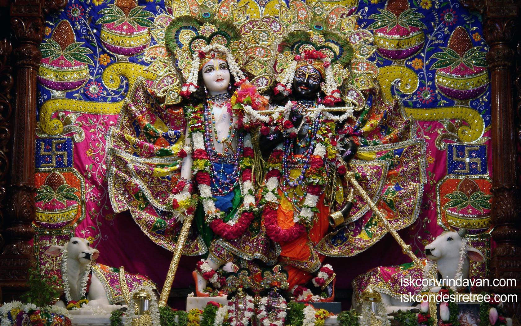 Sri Sri Krishna Balaram Wallpaper (038) Size 1680x1050 Download