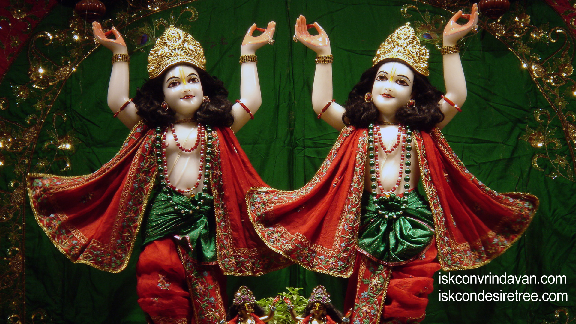 Sri Sri Gaura Nitai Wallpaper (055) Size 1920x1080 Download