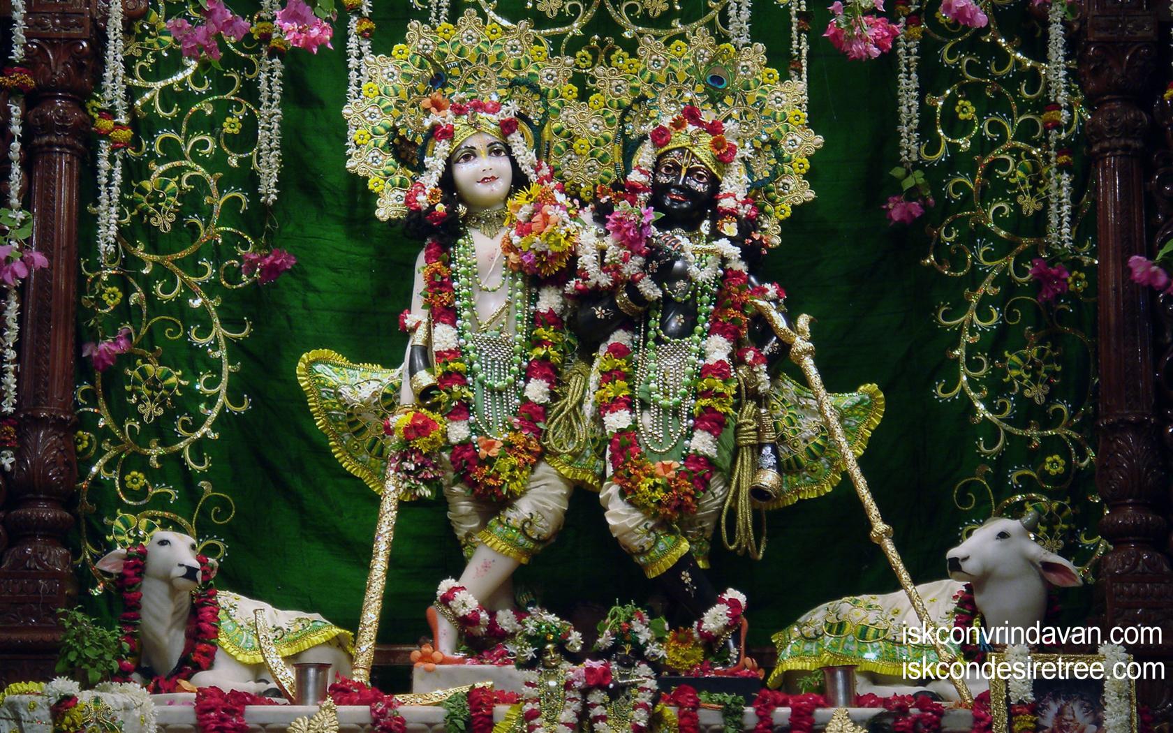 Sri Sri Krishna Balaram Wallpaper (056) Size 1680x1050 Download