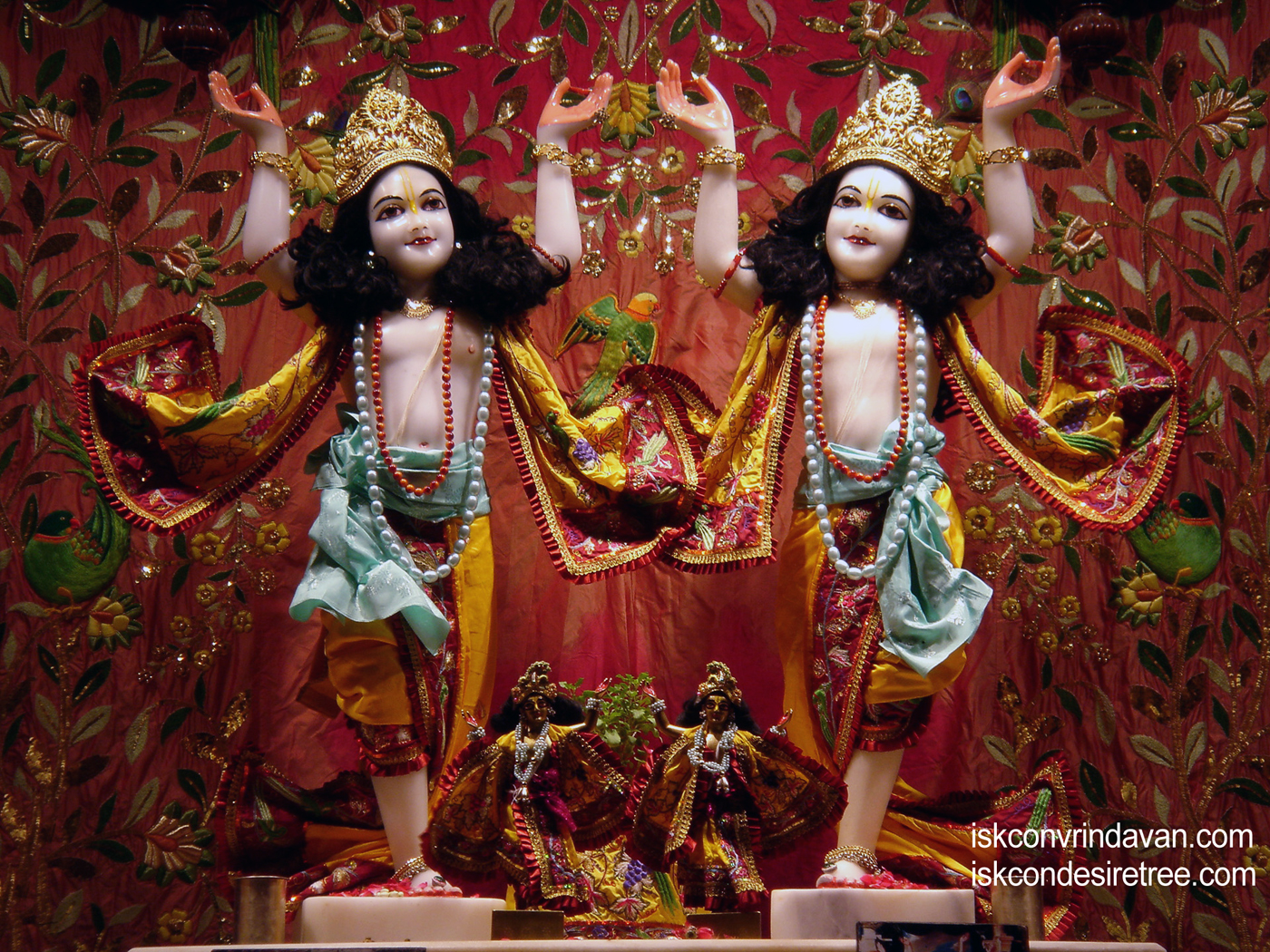 Sri Sri Gaura Nitai Wallpaper (062) Size 1400x1050 Download