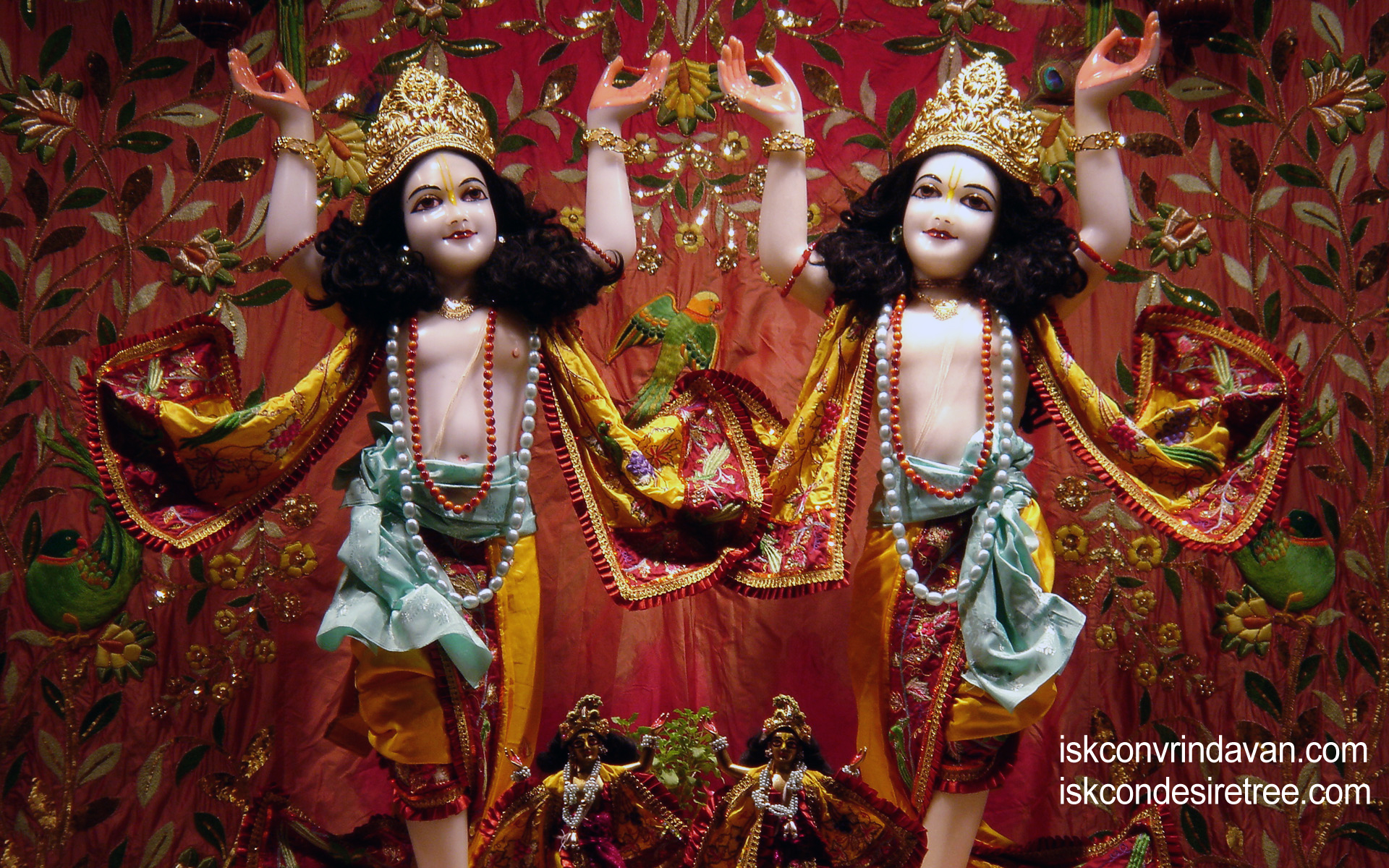 Sri Sri Gaura Nitai Wallpaper (062) Size 1920x1200 Download