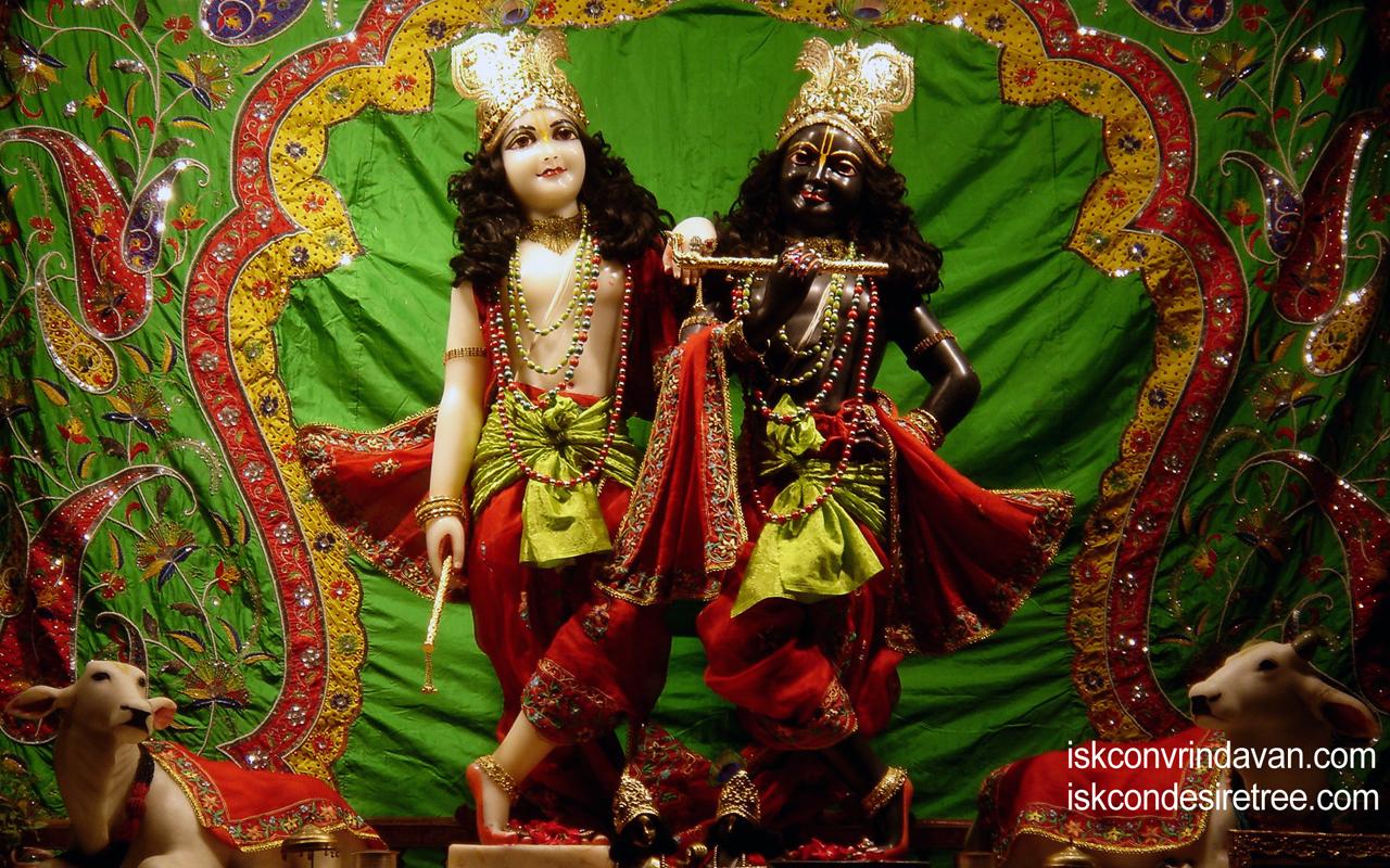 Sri Sri Krishna Balaram Wallpaper (066) Size 1280x800 Download