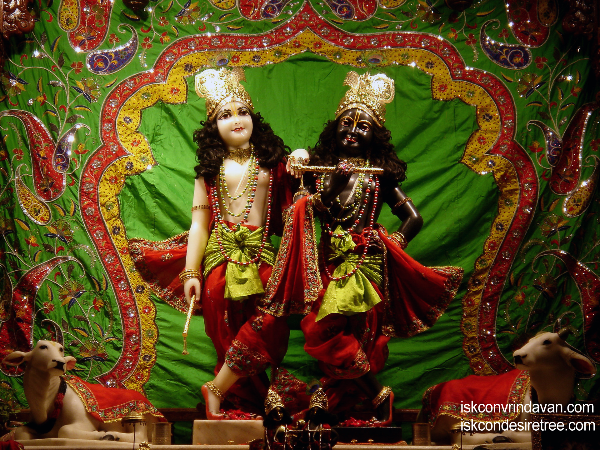 Sri Sri Krishna Balaram Wallpaper (066) Size 1920x1440 Download