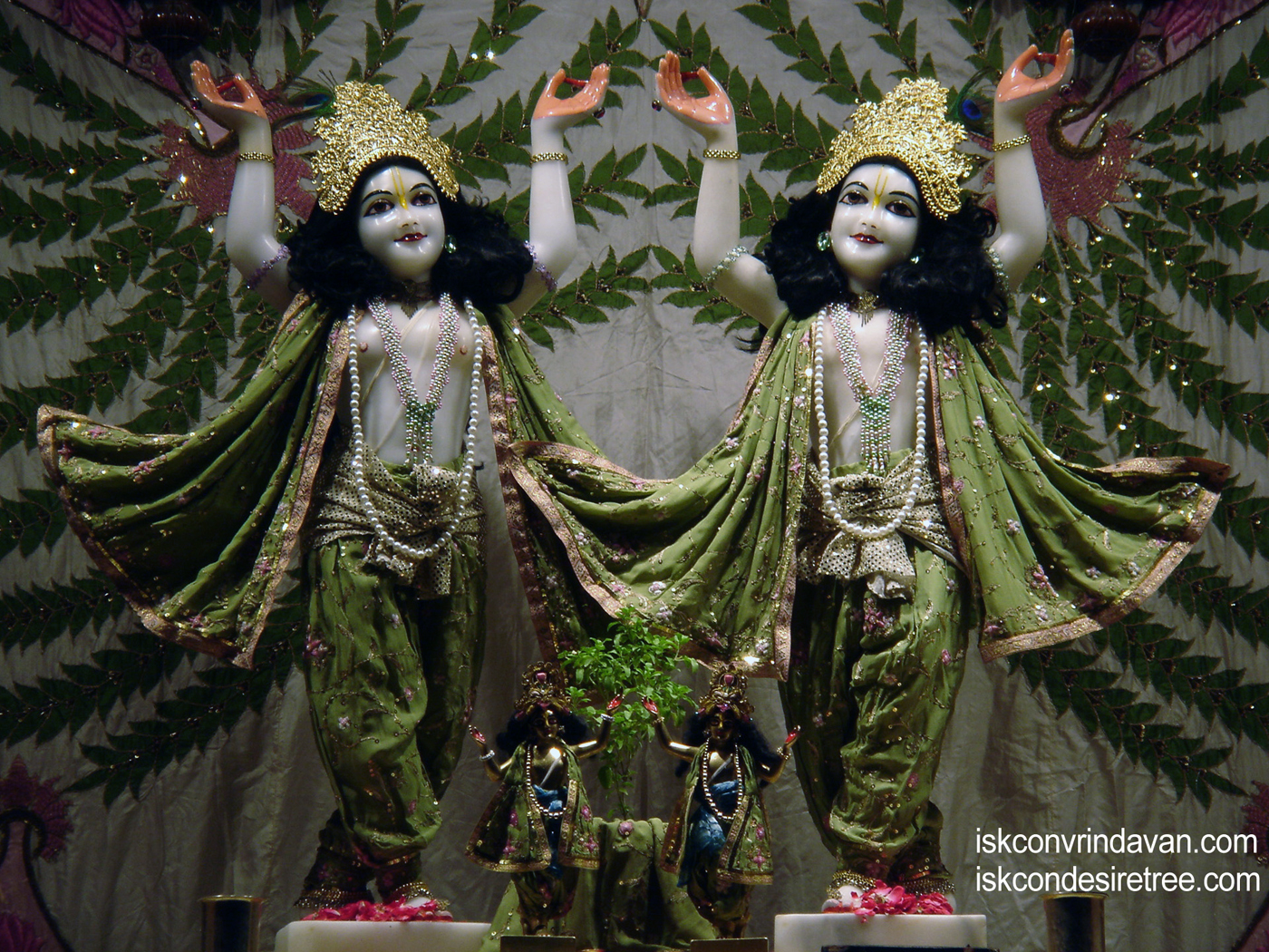 Sri Sri Gaura Nitai Wallpaper (078) Size 1400x1050 Download