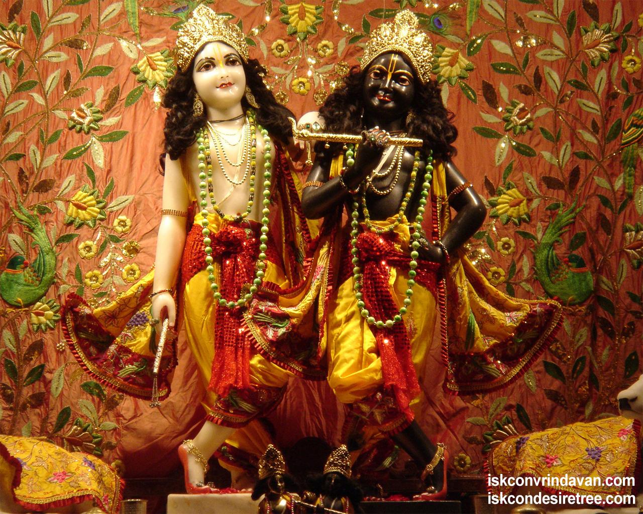 Sri Sri Krishna Balaram Wallpaper (085) Size 1280x1024 Download
