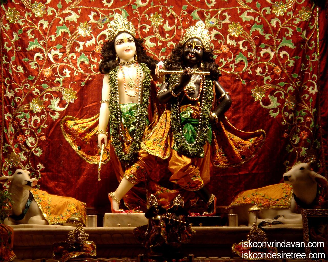 Sri Sri Krishna Balaram Wallpaper (087) Size 1280x1024 Download