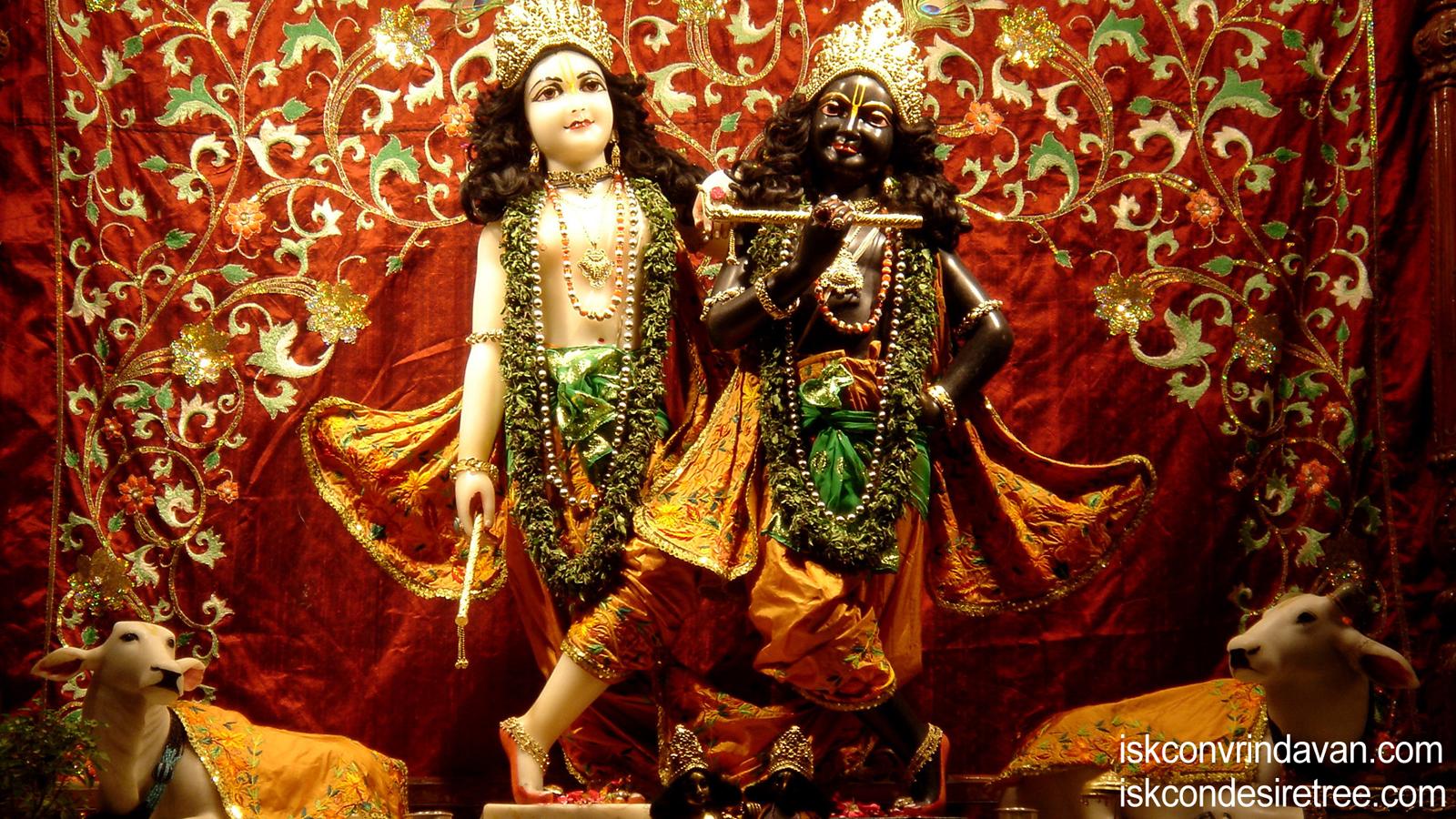 Sri Sri Krishna Balaram Wallpaper (087) Size 1600x900 Download
