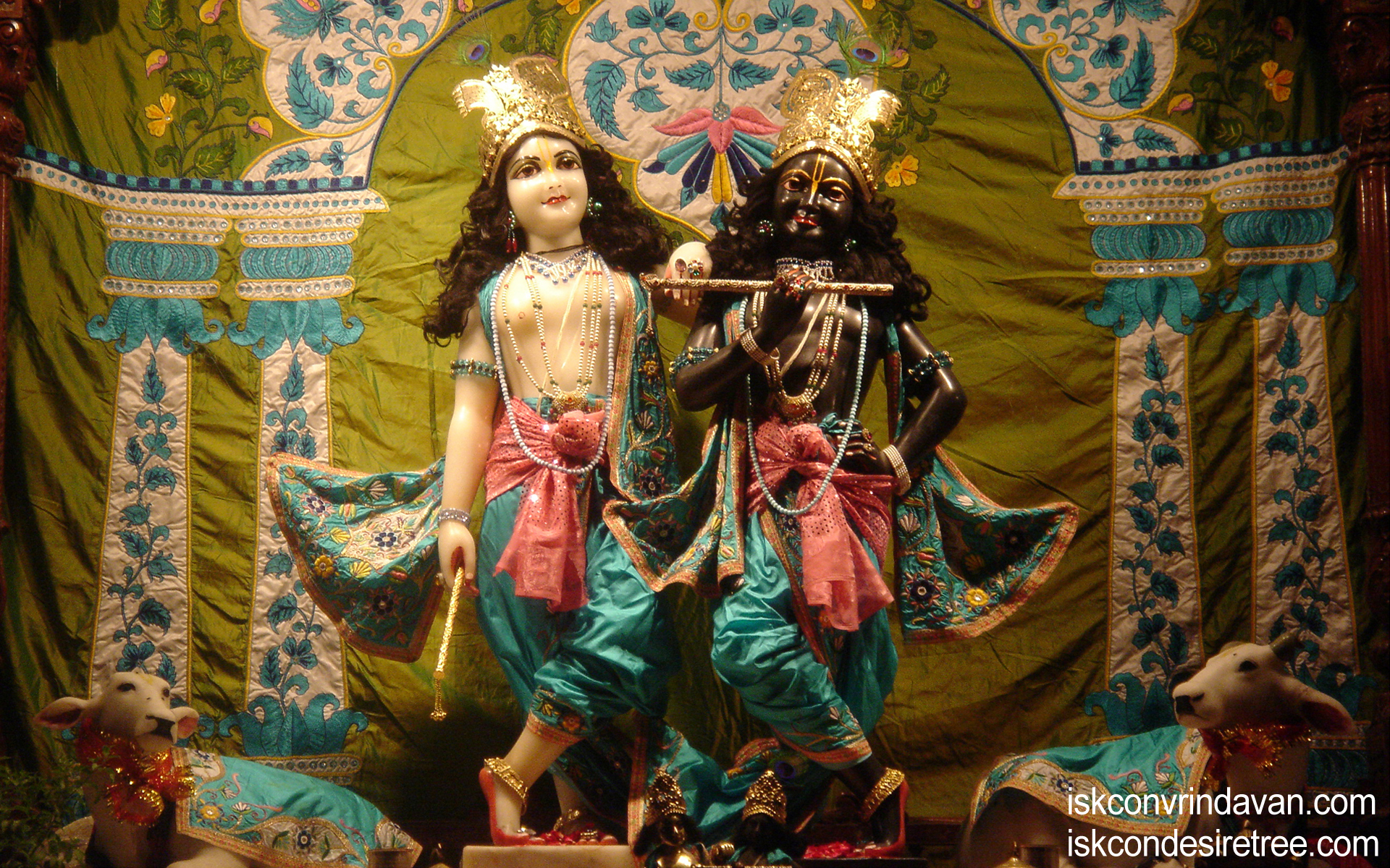 Sri Sri Krishna Balaram Wallpaper (103) Size 1920x1200 Download