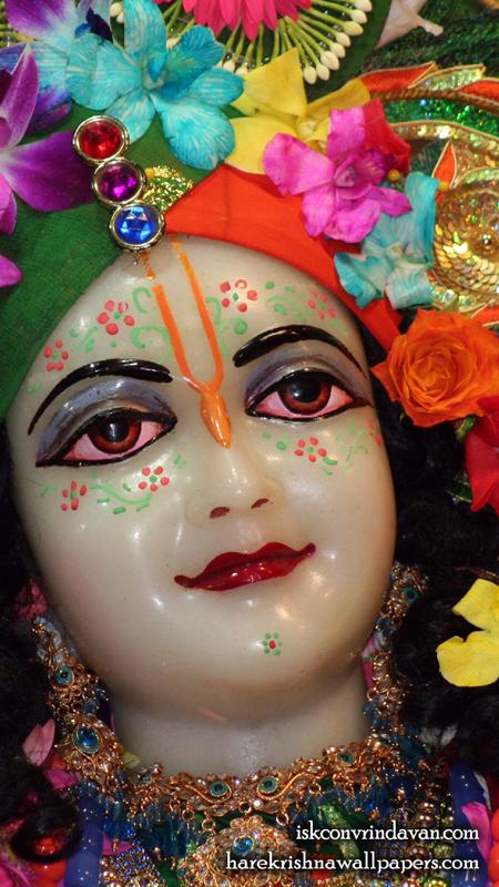 Sri Balaram Close up Wallpaper (001) Size 450x800 Download
