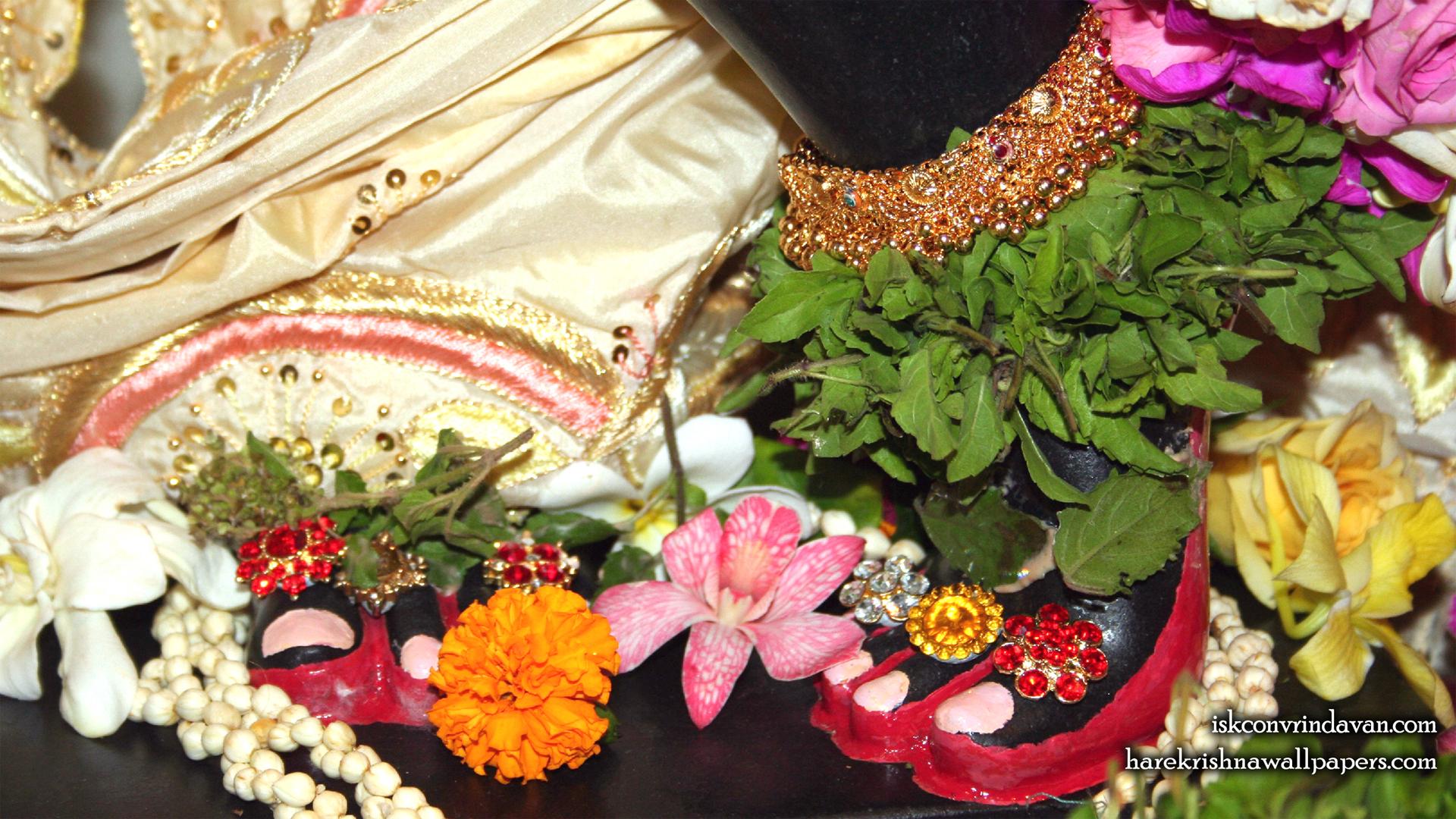 Sri Shyamsundar Feet Wallpaper (001) Size 1920x1080 Download