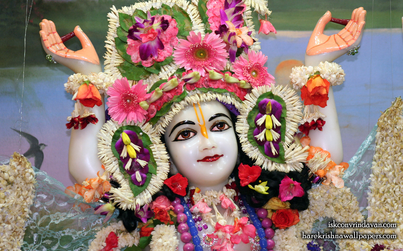 Sri Nitai Close up Wallpaper (002) Size 1280x800 Download