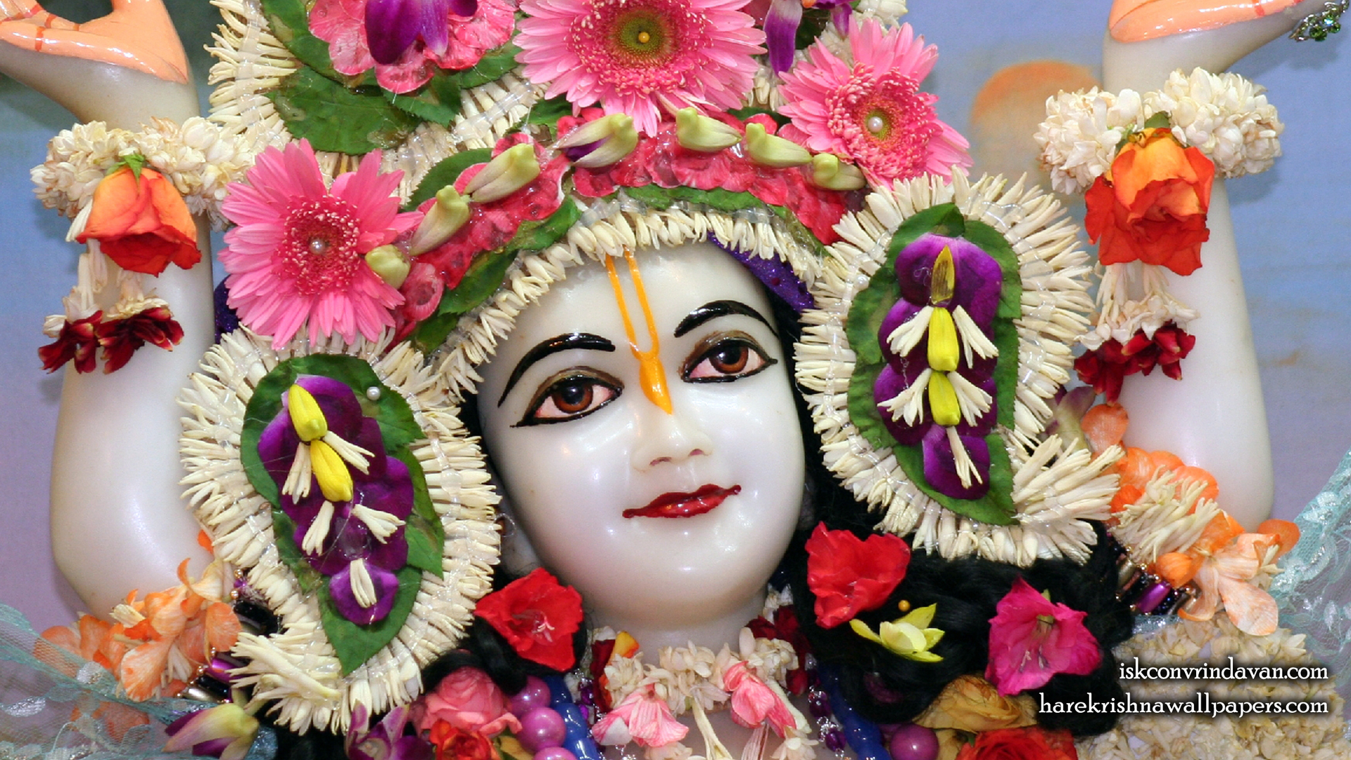 Sri Nitai Close up Wallpaper (002) Size 1920x1080 Download
